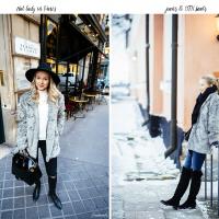Many Ways to Wear A Faux Fur